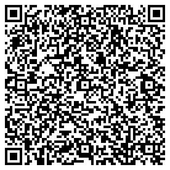 QR-код с контактной информацией организации Звездочка, ИП