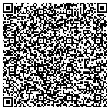 QR-код с контактной информацией организации Фэйза Школа танца и йоги, ИП