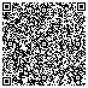 QR-код с контактной информацией организации Студия флористики и дизайна Hellawes, ИП