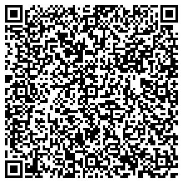 QR-код с контактной информацией организации Люкс (учебный центр), ИП