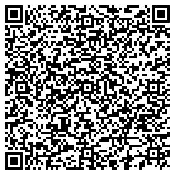 QR-код с контактной информацией организации YES English Service