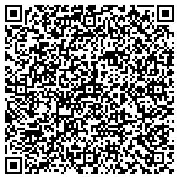 QR-код с контактной информацией организации A-Target (Языковые курсы), ИП