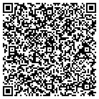 QR-код с контактной информацией организации Олеся и К, ИП