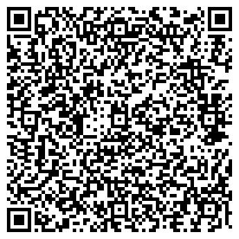 QR-код с контактной информацией организации Туран лицей, АО