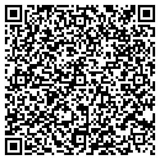 QR-код с контактной информацией организации Русское слово