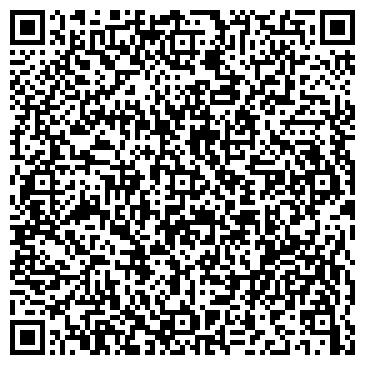 QR-код с контактной информацией организации Фитнес-клуб Эдем, ТОО