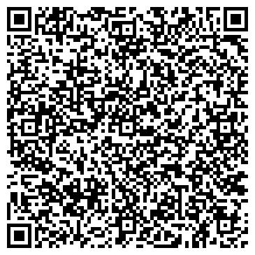 QR-код с контактной информацией организации Школа танца Орион, ЧП