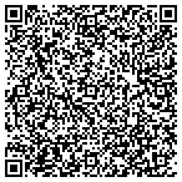 QR-код с контактной информацией организации Online language studio