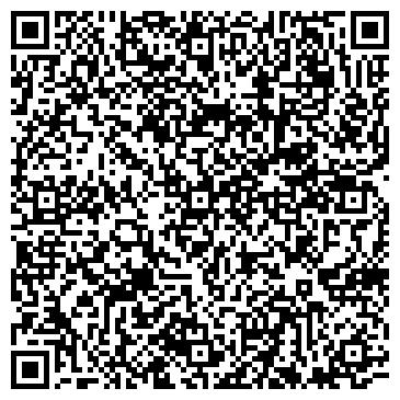 QR-код с контактной информацией организации языковой центр Новая волна