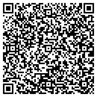 QR-код с контактной информацией организации ИП Гузиев