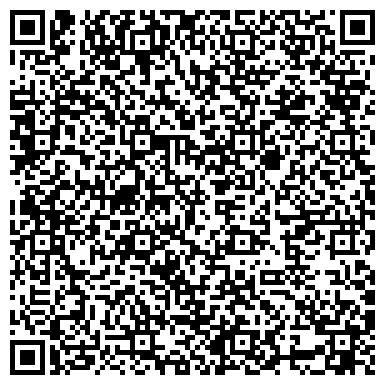 QR-код с контактной информацией организации Курсы парикмахеров