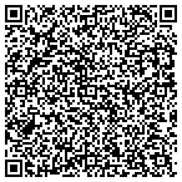 QR-код с контактной информацией организации Студия PatrisaNail