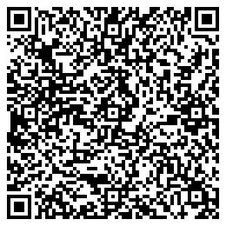 QR-код с контактной информацией организации logoalmaty