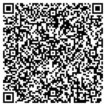QR-код с контактной информацией организации языковой центр