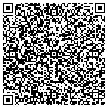 QR-код с контактной информацией организации Real English