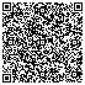 QR-код с контактной информацией организации Fitness Planet