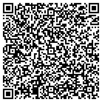 QR-код с контактной информацией организации ИП «English Learn»