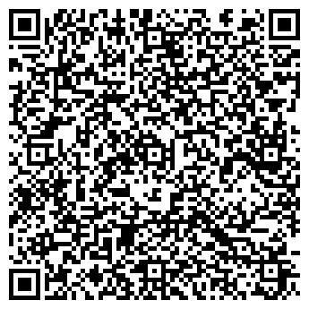 QR-код с контактной информацией организации Pallada School