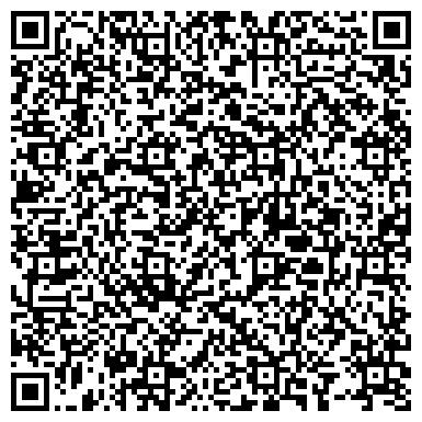QR-код с контактной информацией организации Боксерский клуб Солнечный