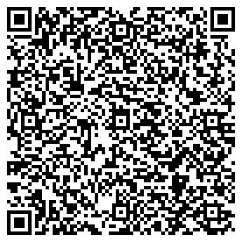 QR-код с контактной информацией организации Odessa Barmen School