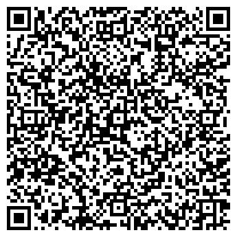 QR-код с контактной информацией организации English Plus
