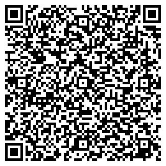 QR-код с контактной информацией организации Лингвоклуб