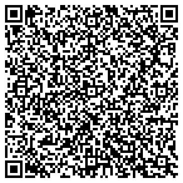 QR-код с контактной информацией организации Клуб творческого развития Радуга, ИП