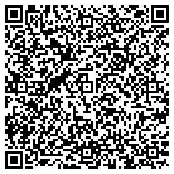 QR-код с контактной информацией организации Benefit (Бенефит), ИП