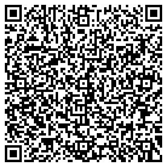 QR-код с контактной информацией организации ИП Леонова