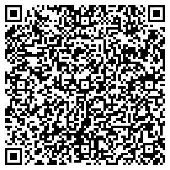 QR-код с контактной информацией организации Лесенка