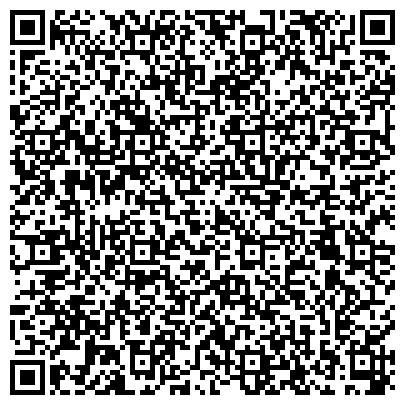 QR-код с контактной информацией организации Первый городской общеобразовательный лицей, ГП