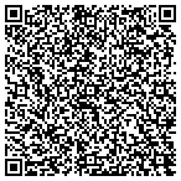 QR-код с контактной информацией организации Учебный центр Будквалифкадры, МЧП