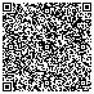 QR-код с контактной информацией организации Японско - Китайский языковой центр, ИП