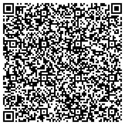 QR-код с контактной информацией организации Детский мини-сад Самушки, ЧП