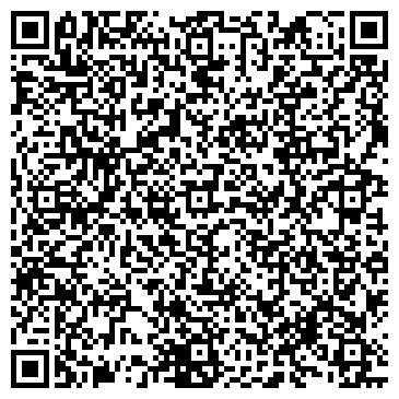 QR-код с контактной информацией организации Детский клуб Почемучка, ООО