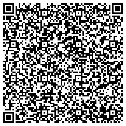 QR-код с контактной информацией организации Частный детский сад-ясли Умняшка, ЧП