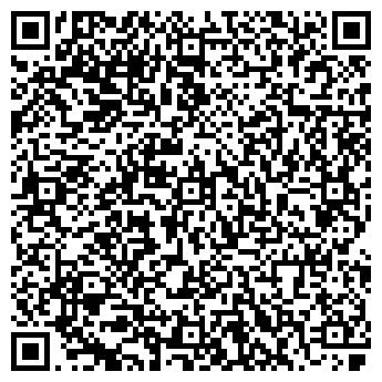 QR-код с контактной информацией организации Алим, ТОО детский сад