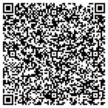 QR-код с контактной информацией организации Алладин, ИП детский сад