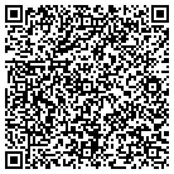 QR-код с контактной информацией организации Детский садик Солнышко, ИП