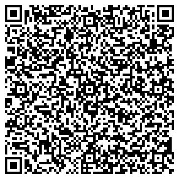 QR-код с контактной информацией организации Теремок, ТОО Центр развития личности