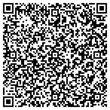QR-код с контактной информацией организации Ромашка (Детский сад), ТОО