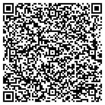QR-код с контактной информацией организации Project Rainbow