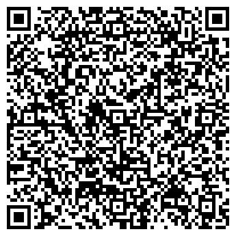QR-код с контактной информацией организации Территория Тюнинга