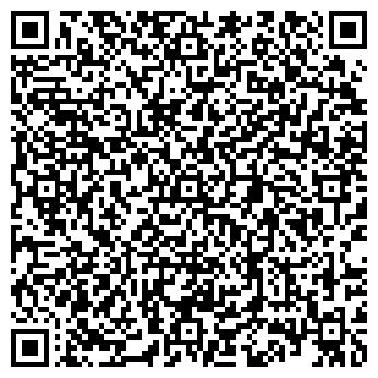 QR-код с контактной информацией организации Дизайн-студия «Ozidea»