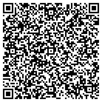 QR-код с контактной информацией организации Сад Скульптур