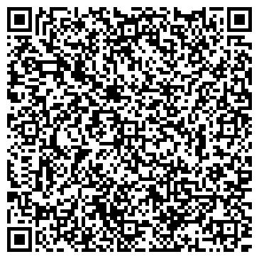 QR-код с контактной информацией организации Аварийный сервис для автолюбителей, ЗАО