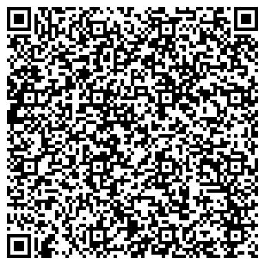QR-код с контактной информацией организации Арт-агенство Розовый фламинго