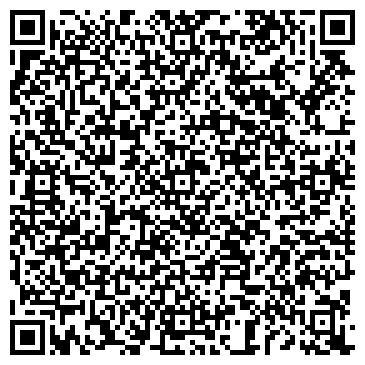QR-код с контактной информацией организации Омега, ИП Давыдов