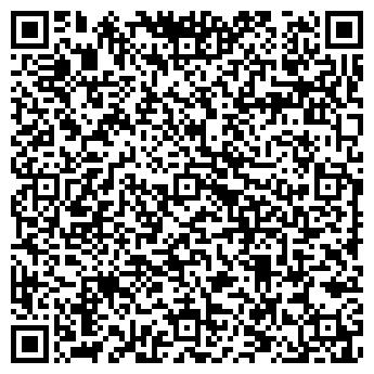 QR-код с контактной информацией организации LED KZ (лэд кз), ИП