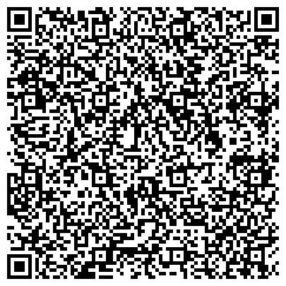 QR-код с контактной информацией организации ЧОУ Оранжевый дельфин, ЧП Рекламное агентство